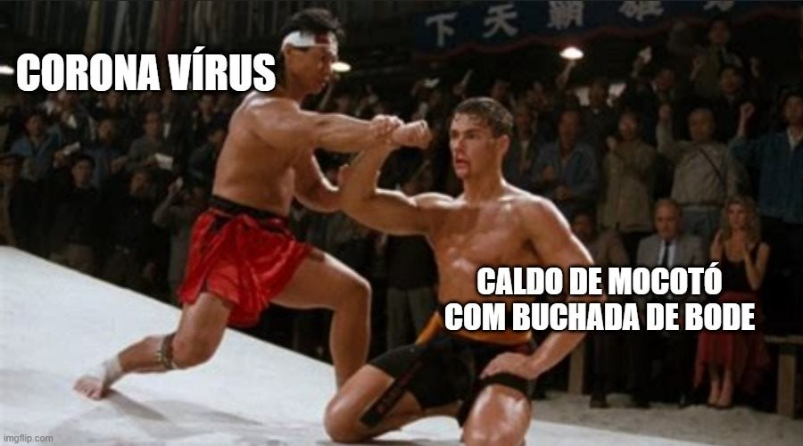 O que salva os BRs do Coronha